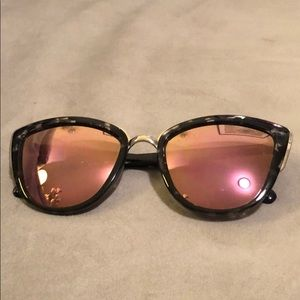 Quay Australia My Girl Cat Eye Sunglasses - Tort